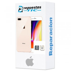Reparacion Lector SIM iPhone 8 Plus