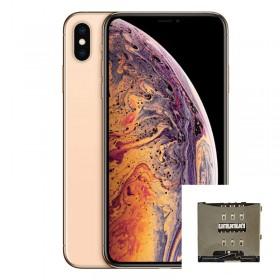 Reparacion Leitor SIM iPhone Xs Max
