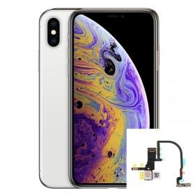 Reparacion Flex encendido y volumen iphone Xs