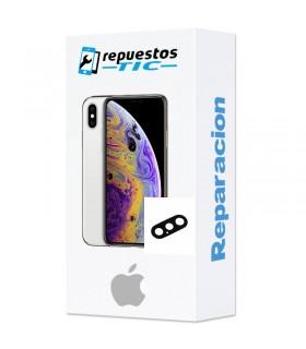 Reparacion Lente Camara trasera iPhone Xs