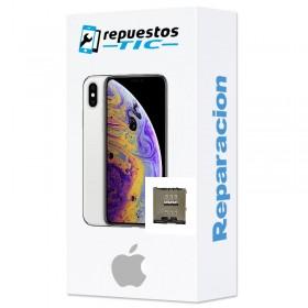 Reparacion Lector SIM iPhone Xs