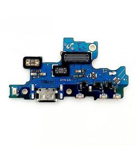 Modulo conector de carga y micro Samsung Galaxy S10 Lite G770F Azul