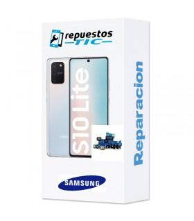 Reparacion Modulo conector de carga y micro Samsung Galaxy S10 Lite G770F