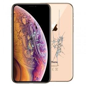 Reparacion Pantalla completa y tapa trasera iPhone Xs