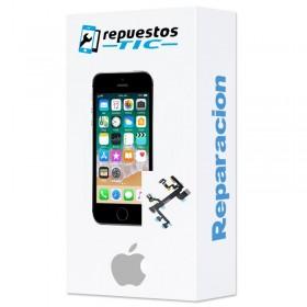Reparacion boton de volumen iphone SE