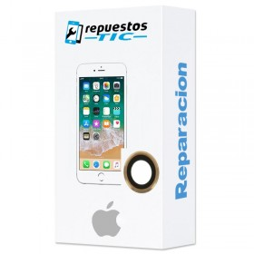 Reparacion Lente Camara trasera iPhone 6