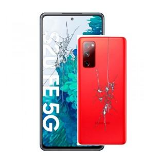 Reparacion pantalla original + Tapa trasera Samsung Galaxy S20 FE G781B Fan edition