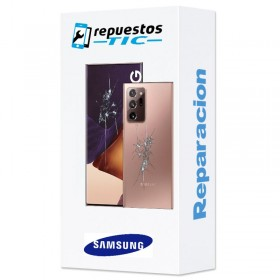 Reparacion Pantalla original + Tapa trasera Samsung Galaxy Note 20 Ultra 5G N9860