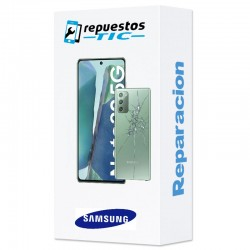 Reparacion Tapa trasera Samsung Galaxy Note 20 5G N981