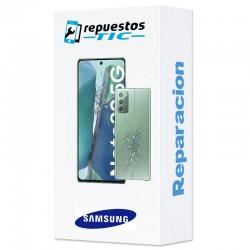 Reparacion Pantalla original + Tapa trasera Samsung Galaxy Note 20 5G N981