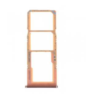 Bandeja Dual SIM Micro SD Samsung Galaxy A70 A705 Coral