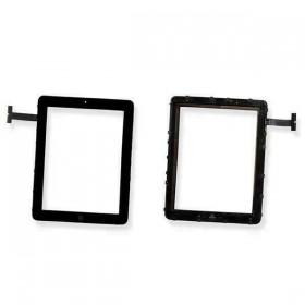 Tactil con marco iPad 1 2010 A1219 A1337 Negro