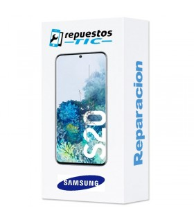 Reparacion Pantalla (solo cristal) Samsung Galaxy S20 4G G980
