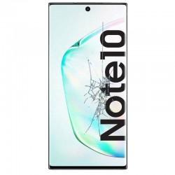 Reparacion Pantalla completa original Samsung Galaxy Note 10 N970 Negro