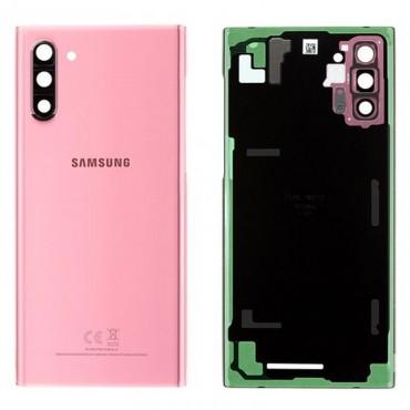 Tapa trasera original Samsung Galaxy Note 10 N970 Rosa