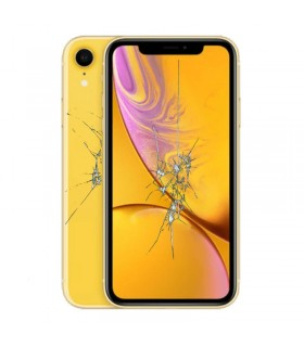 Reparacion Ecrã completa + tapa traseira iPhone Xr