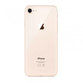 Tapa trasera iPhone 8, iPhone SE 2020 Oro rosa (facil instalacion)