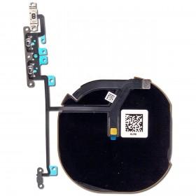Modulo NFC y carga inalambrica con el flex lateral iPhone 12