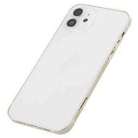 Chasis y tapa trasera sin componente para iPhone 12 Blanco