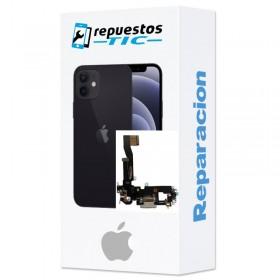 Reparacion Conector de carga iPhone 12