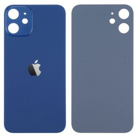 Tapa trasera iPhone 12 color azul