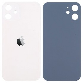 Tapa trasera iPhone 12 color blanco