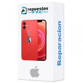 Reparacion tapa trasera iPhone 12 cualquier color