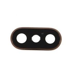 Lente de camara trasera para iPhone Xs/ Xs Max Oro