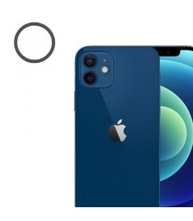 Lente Camara trasera iPhone 12/ 12 Pro Azul