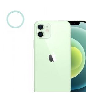 Lente Camara trasera iPhone 12/ 12 Pro Verde