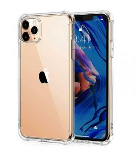 Funda gel silicona transparente iPhone 12 Pro Max