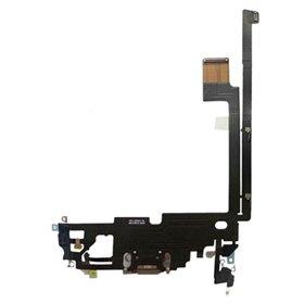 Conector de carga iPhone 12 Pro Max Negro (Grafito)