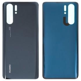 Tapa trasera Huawei P30 pro Negro (sin lente)