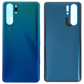 Tapa trasera Huawei P30 pro Azul (sin lente)