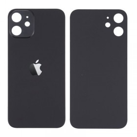Tapa trasera iPhone 12 Mini Negro