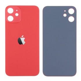 Tapa trasera iPhone 12 Mini Rojo