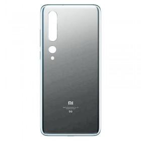 Tapa trasera Xiaomi Mi 10 5G Gris/ Plata