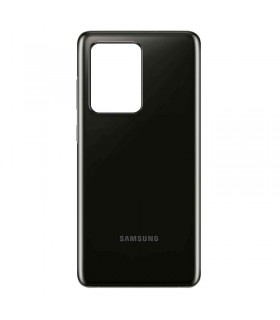 Tapa trasera Samsung Galaxy S20 Ultra 5G Negro