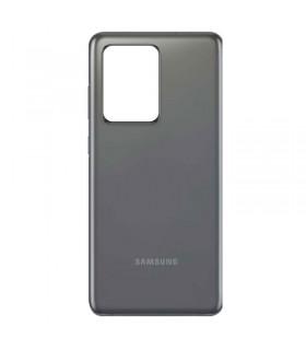 Tapa trasera Samsung Galaxy S20 Ultra 5G Plata