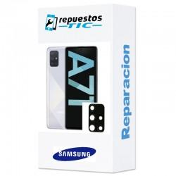 Reparacion Lente Camara trasera Samsung Galaxy A71 SM-A715F