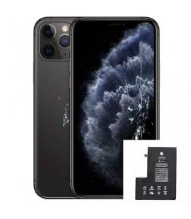 Reparacion pantalla completa + tapa trasera + bateria iphone 12 Pro Max