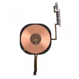 Flex antena NFC carga inalambrica con encendido y volumen iPhone 11 Pro Max
