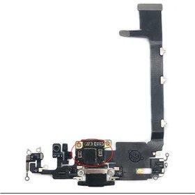 Conector de carga iPhone 11 Pro Max Negro