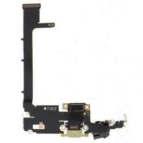 Conector de carga iPhone 11 Pro Max Oro