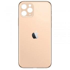 Tapa trasera iPhone 11 Pro Max Oro