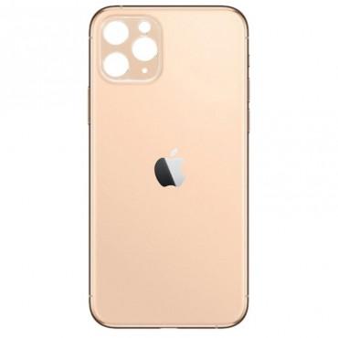 Tapa trasera iPhone 11 Pro Max Oro facil instalacion