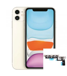 Reparacion/ cambio Flex mute y volumen iPhone 11
