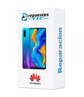 Reparacion/ cambio Pantalla completa original Huawei P30 Lite (con marco y bateria)