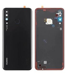 Tapa trasera con lente Huawei P30 lite Negra