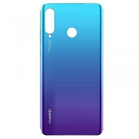 Tapa trasera sin lente Huawei P30 lite Azul Aurora
